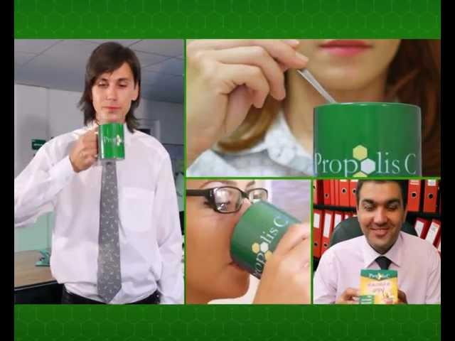 Propolis C - RACEALA si GRIPA - Fiterman Pharma