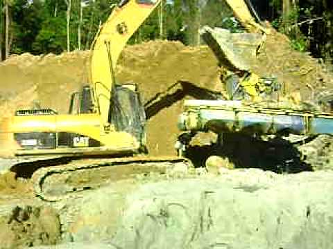 Gold Mining In Guyana
