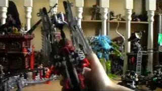 lego bionicle turaga dume and nivawk