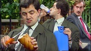 Lunch with Bean (fail!) | Mr Bean Full Episodes | Mr Bean Official