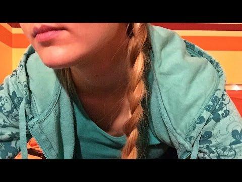 ASMR ♥ Close Up Binaural Ear to Ear Whisper