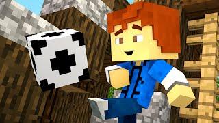 Minecraft Recess - TINA THE TIGER !?