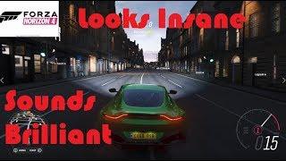 Forza Horizon 4-Aston Martin Vantage (2018) Gameplay