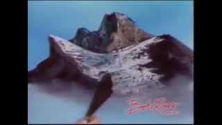 Bob Ross - Snow Covered Mountains