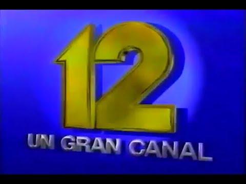 El Salvador   Promos de Canal 12 de los 90's