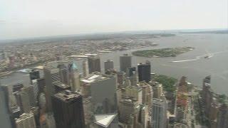 El impresionante observatorio del One World Trade Center en NY