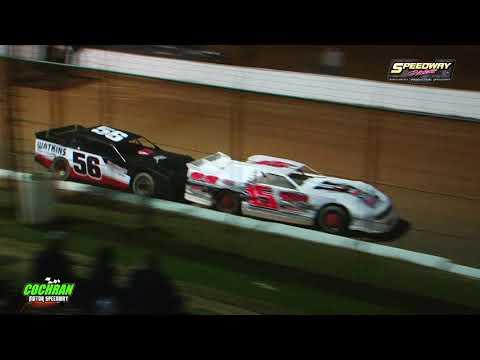 Pure Stocks @ Cochran Motor Speedway Nov  29 & 30, 2019