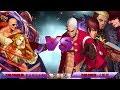 [Mugen - Street Fighter vs. King of Fighters] Team Shadaloo vs. Team Orochi - 影法邪惡帝國隊 vs. 大蛇隊