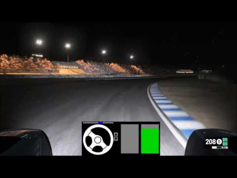 pCARS - Toyota TS040 @ Laguna Seca (Night)