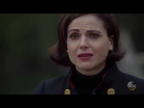 "Once Upon A Time 6x10 End Scene Ending Regina Robin Emma ""Wish You Were Here"" Season 6 Episode 10"