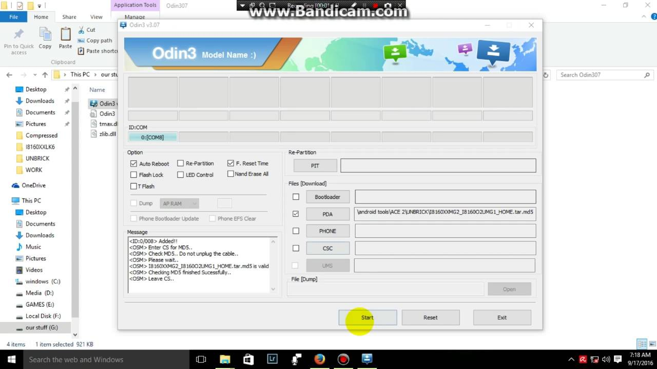 Odin mac download