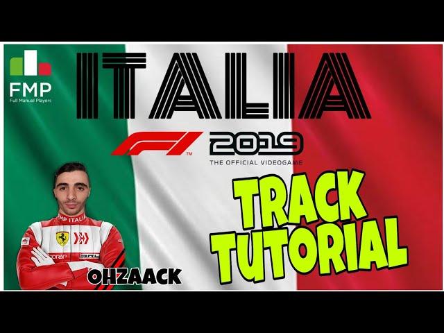 FMP ITALIA | F1 2019 | ITALIA Tutorial | OhZack