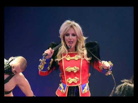 Britney Spears - Evolution voice (Live Vocals) 1996-2009