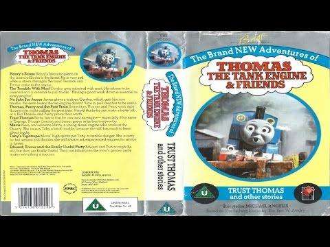 Thomas The Multi-Language Tank Engine - Trust Thomas and Other Stories