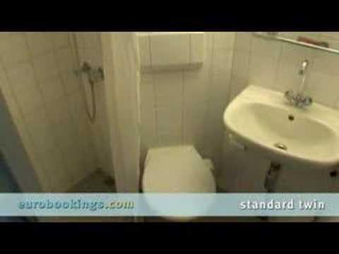 Video clip - Hotel Amstel Botel Amsterdam - Eurobookings.com