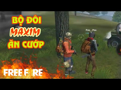 [Garena Free Fire] Comment ID Nhận MAXIM