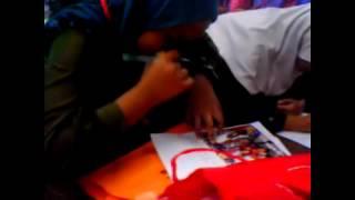 Lafaz Yang Tersimpan Kem Bina Insan Satria Jaya 2012