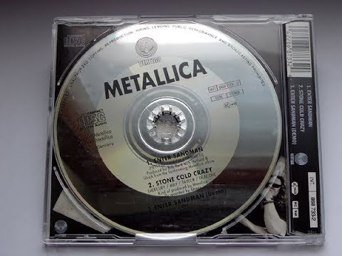 Metallica - The Black Album Demos (1990)