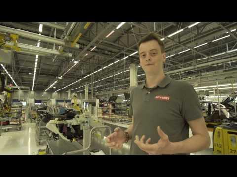 Porsche Werk Leipzig - Hinter den Kulissen der Produktion des Panamera, Cayenne und Macan