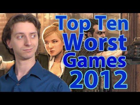 Top Ten Worst Games of 2012 - ProJared