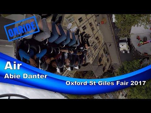 Air - Abie Danter (Onride) @ Oxford St Giles Fair 2017
