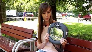Музыкальное зеркало контроля за ребенком в автомобиле ''День-Ночь'' Munchkin. Зеркало Манчкин.