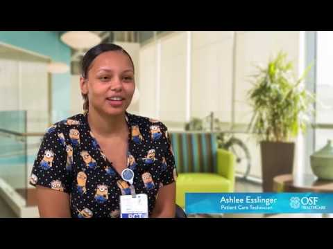 Patient Care Technicians (PCTs / CNAs) | OSF HealthCare
