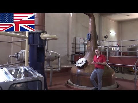 Whisky Tour: John Distillery