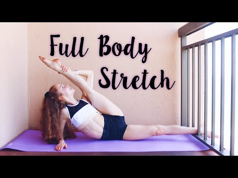 Full Body Stretching Routine for Flexibility