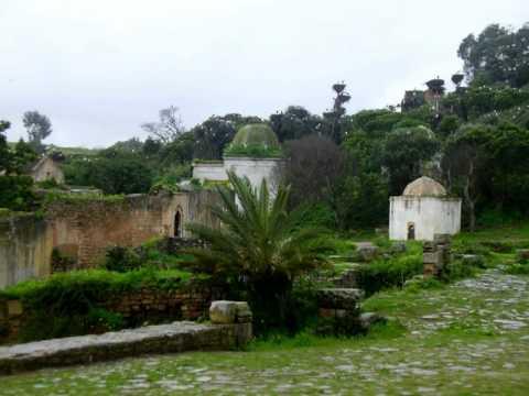 Chellah, Rabat.wmv