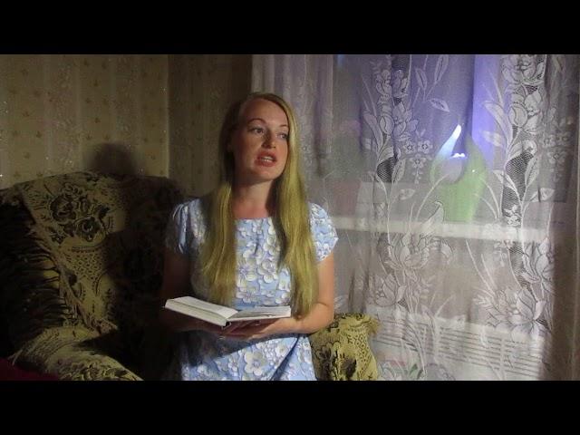 Изображение предпросмотра прочтения – ЛюбовьСмирнова читает произведение «Я научилась просто, мудро жить...» А.А.Ахматовой