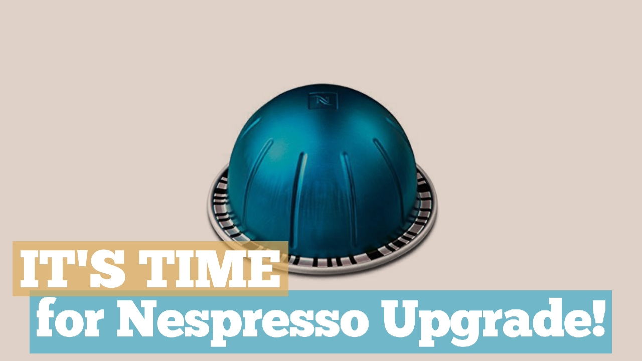 nespresso vertuoline capsules best of nespresso on amazon youtube. Black Bedroom Furniture Sets. Home Design Ideas