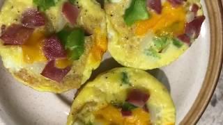 # 8 Omelette Muffin