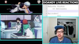 DoanDy reacts to Mahōka Kōkō no Rettōsei (Ep. #1) || I'm LOVING this!