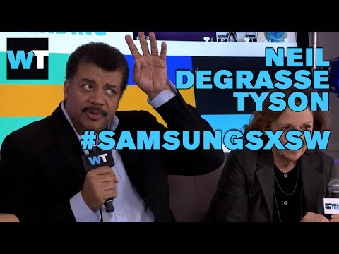 how to ask neil degrasse tyson a question