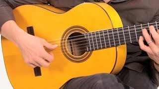 How to Play Tremolo | Flamenco Guitar