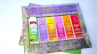 iHerb: Weleda, Body Oils, Essential Kit (Набор базовых масел для тела) - Видео обзор(http://iherb.com/Weleda-Body-Oils-Essential-Kit-6-Oils-0-34-fl-oz-Each/18761?rcode=dnq221 6 базовых масел от Weleda для тела. Красивая упаковка и ..., 2016-12-09T20:57:53.000Z)