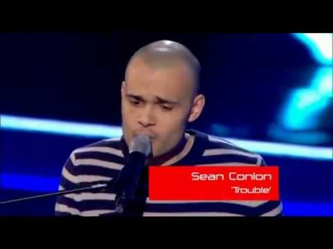 Sean Conlon   The Voice UK