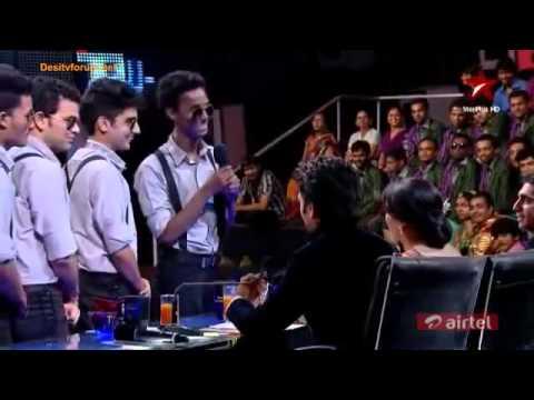 MJ5 Performance 2 - India's Dancing Superstars