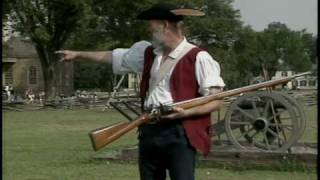 Musket Firing at Colonial Williamsburg - Eastern National Parks and Historic Sites