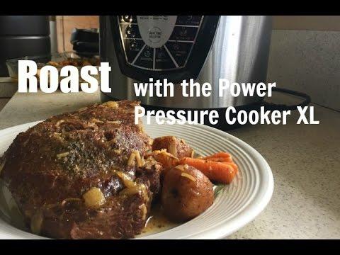 Beef Roast w/Power Pressure Cooker XL | BeardedMan31