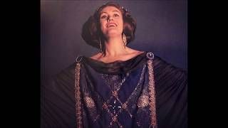 LIVE 1964 Breathtaking Sutherland Horne In Semiramide Duet Ebben A Te Giorno D Orrore