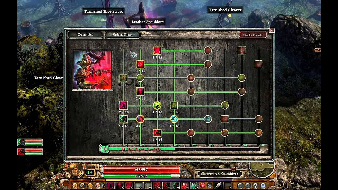 Best Occultist Build