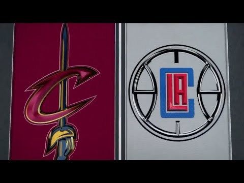 NBA Saturday PrimeTime On ABC Theme: CLE VS LAC