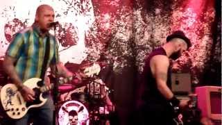 Rancid, live @ Melkweg (2012). 20th Anniversary European Tour. Amst...