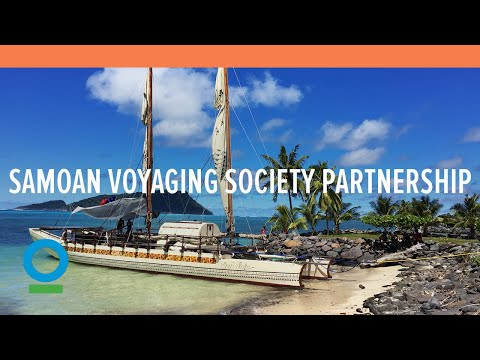 Samoan Voyaging Society Partnership | Conservation International (CI)