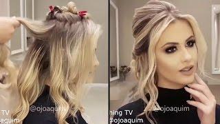 видео Свадебные прически на длинные, средние, короткие волосы: фото новинок-2017 и стильные варианты