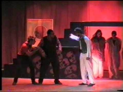 الجزء الثاني من مسرحية ثورة الزنج كلية تربية طنطا 2012 thumbnail