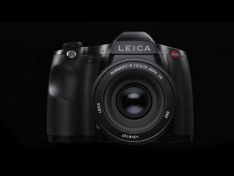 Leica rilascia finalmente la nuova S3: Una DSLR medio formato con sensore da 64MP