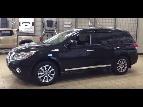 2017 Nissan Pathfinder Sl Review